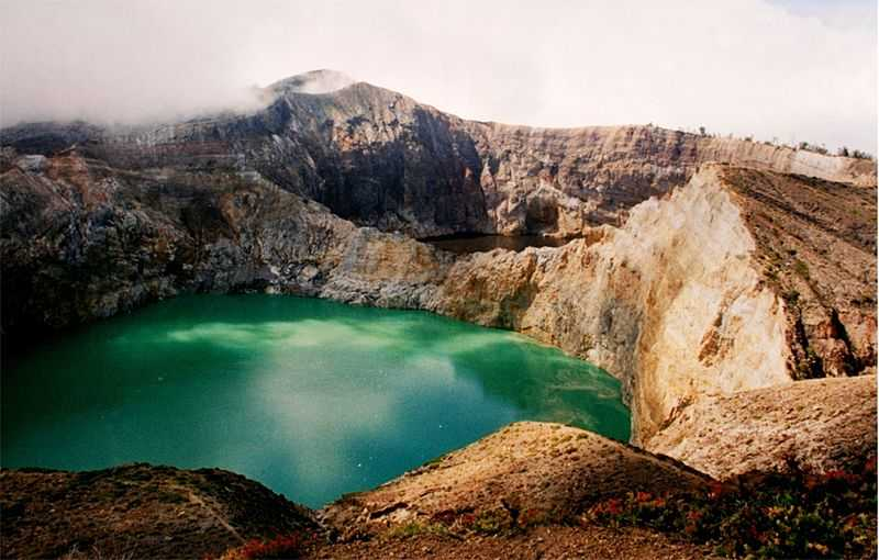 Kelimutu, Landscapes in Indonesia