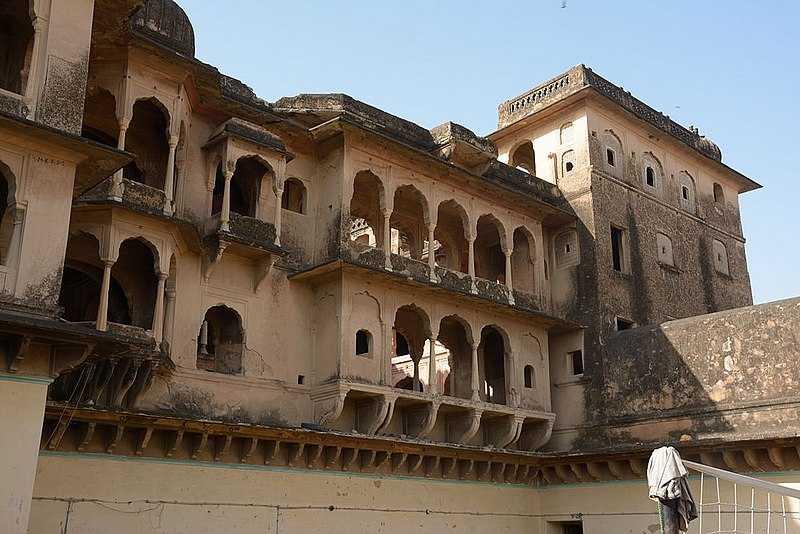 Khetri Palace