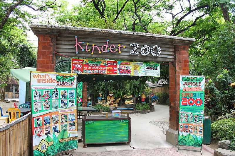 Kinder Zoo