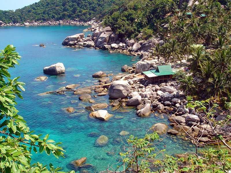 Mango Bay, Diving in Koh Tao