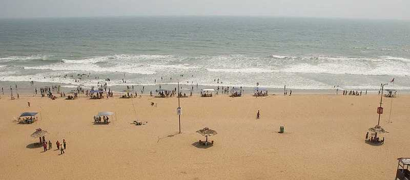 Konark Sea Beach