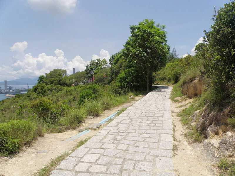 Lamma Island Family Hike Trail