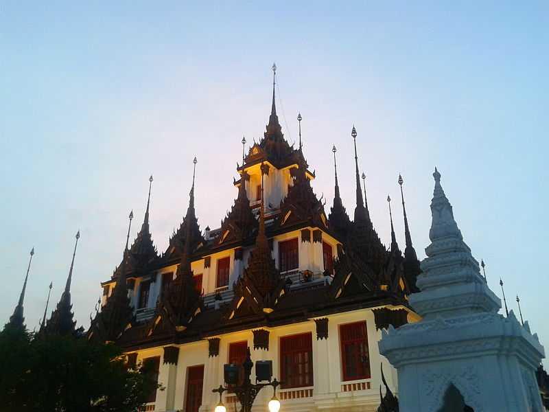 Loha Prasat, Temples of Thailand