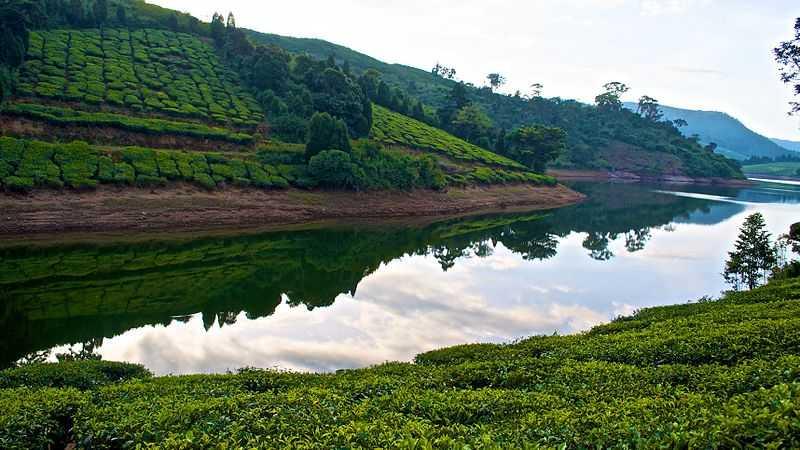 Meghamalai Thoovanam Dam