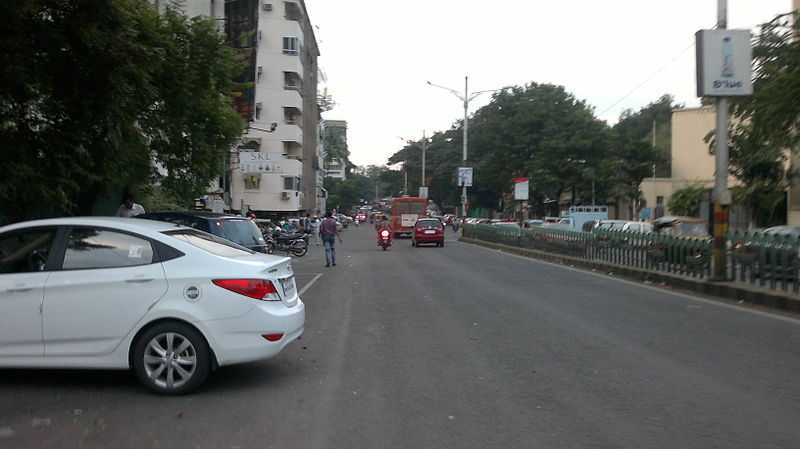 MG Road, Romantic Places in Pune