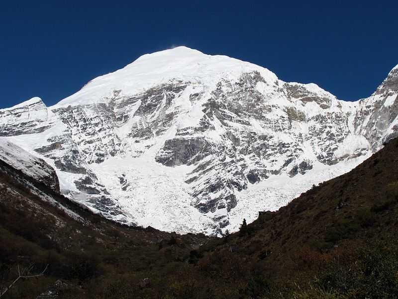 Mount Jumolhari