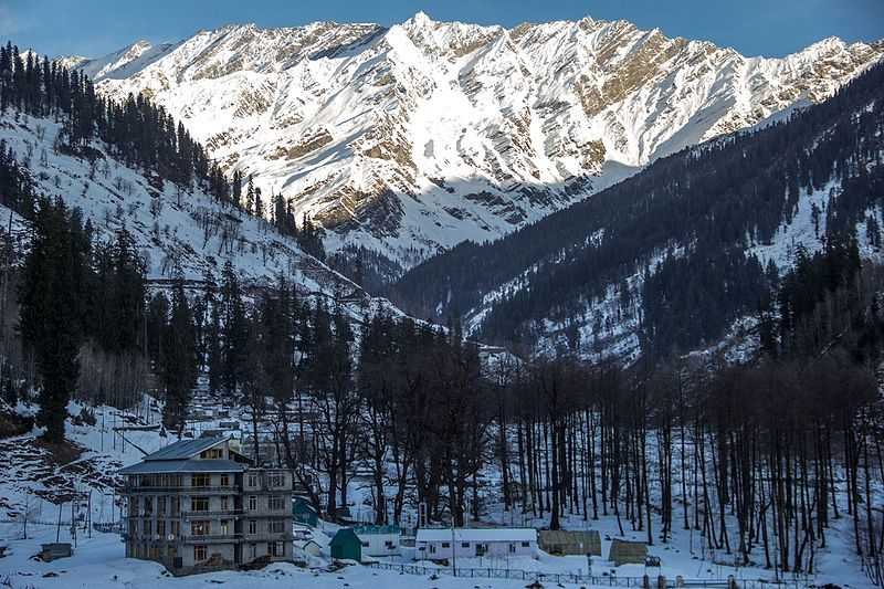 Snowfall in Manali - 6 Way to Experience the Snow