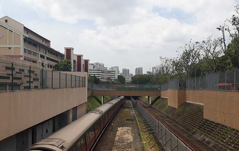 Bishan MRT, Haunted Places in Singapore