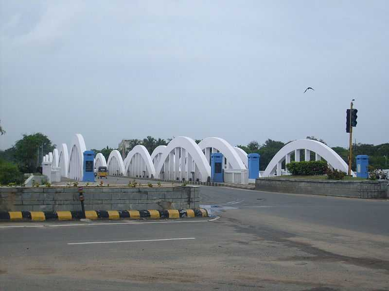 Napier Bridge Chennai 2019 Images Timings Holidify