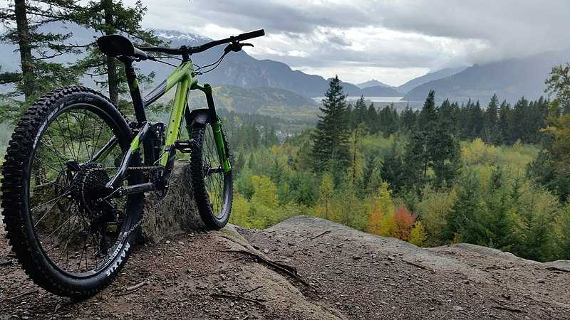 Mountain Biking for the Risk Takers