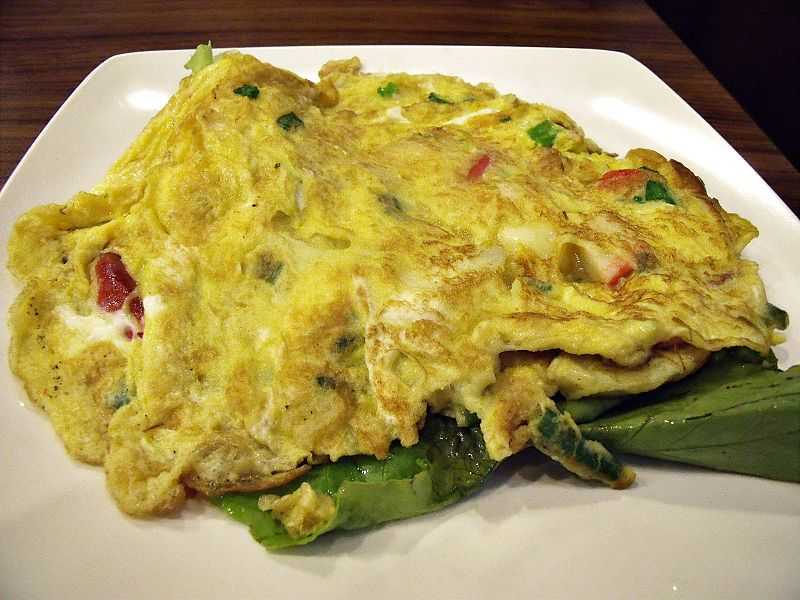 Omelette, Food of Mangalore