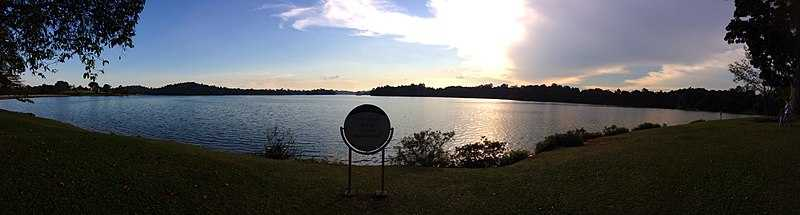 Upper Peirce Reservoir, Hiking in Singapore
