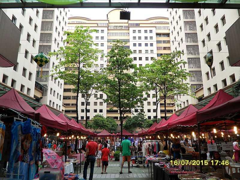 Plaza Mont' Kiara