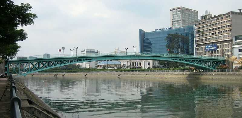 Eiffel's Bridge, Free Things to Do in Ho Chi Minh City