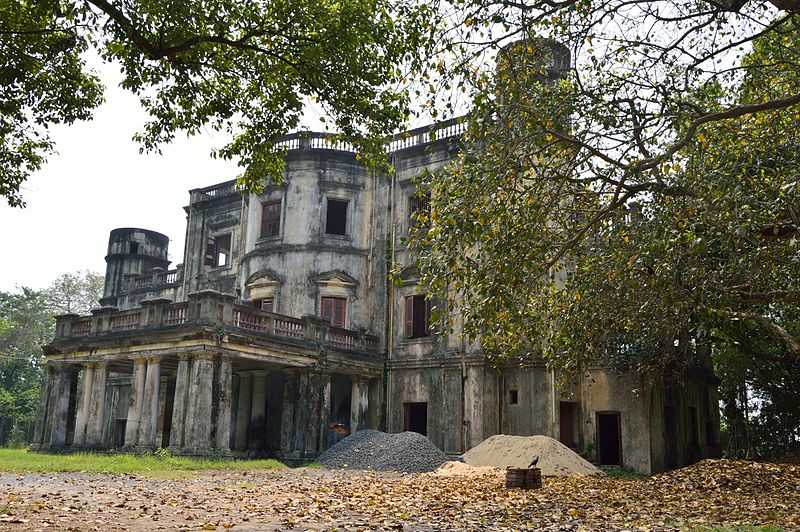 The Roxburgh Building, Kolkata Botanical Gardens