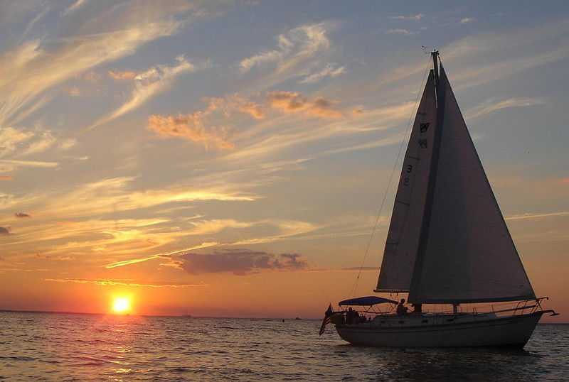 Samui Sunset Sailing Cruise, Honeymoon in Koh Samui