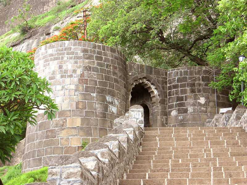 shivneri fort pune images timings holidify