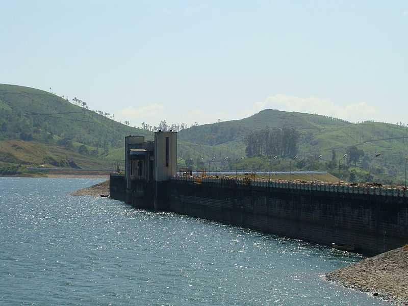 Sholayar Dam, Valparai
