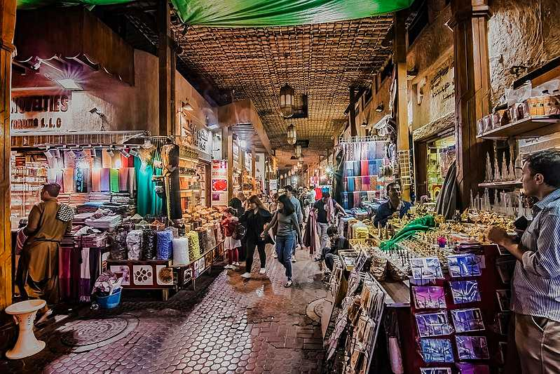 Dubai Spice Souk, Dubai, UAE | Opening Hours, What to Buy & More