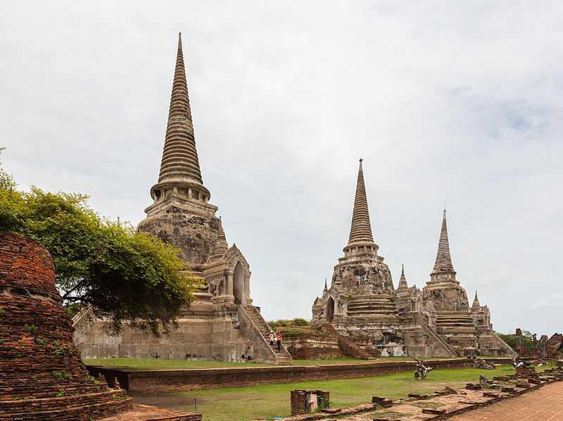Wat Phra Sri Sanphet, Ruins of Thailand