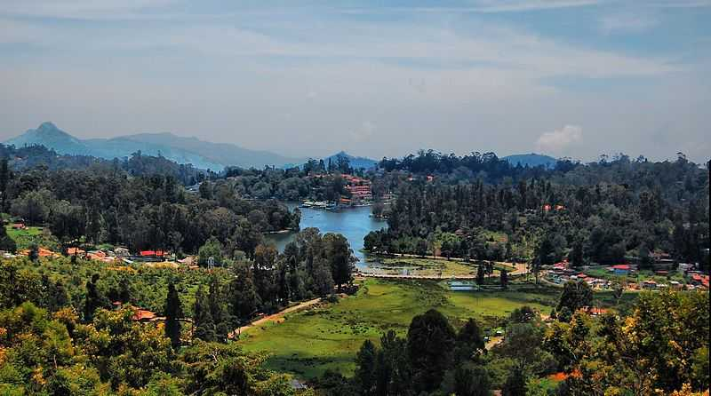 Upper Lake, Kodaikanal