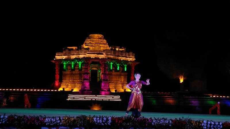 Uttarardh Mahotsav Modhera