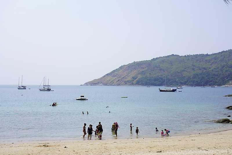 Ya Nui Beach, Snorkelling in Phuket