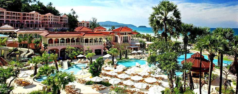 Hotels in Phuket, Bangkok vs Phuket