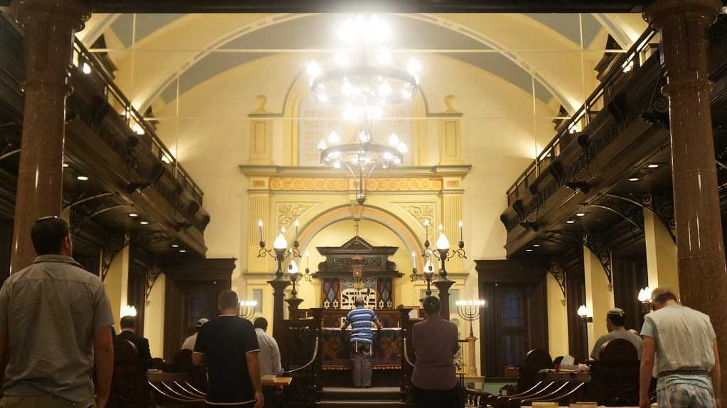 Synagogue in Hong Kong