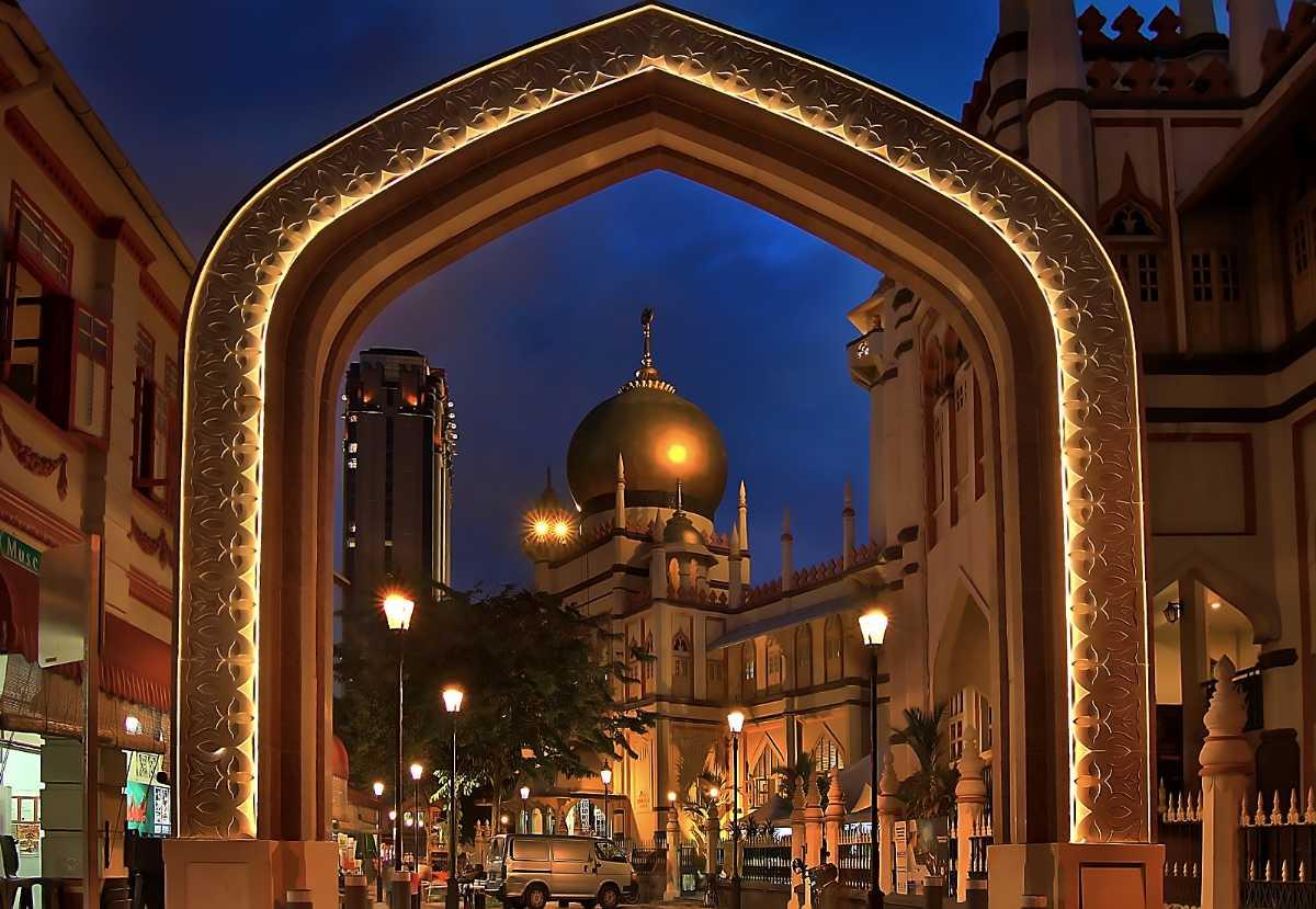 Sultan Mosue Singapore