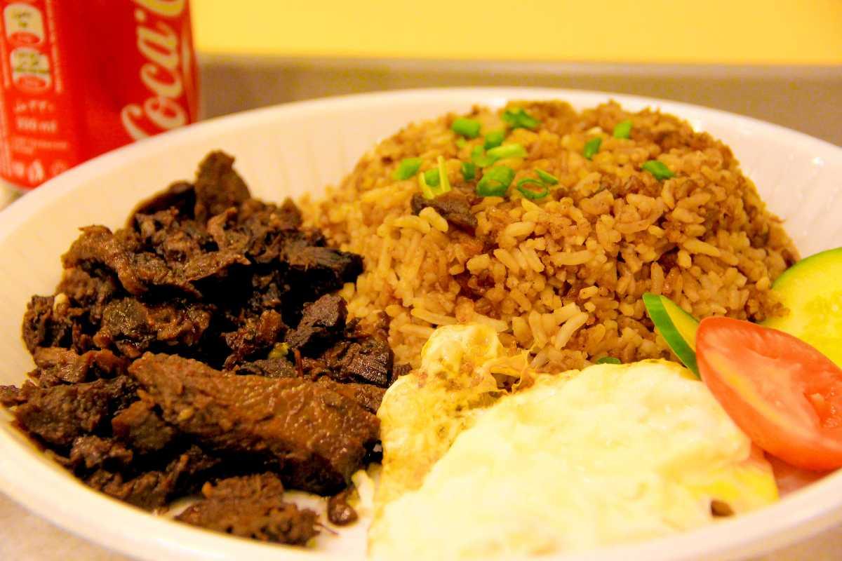 Food in Manila