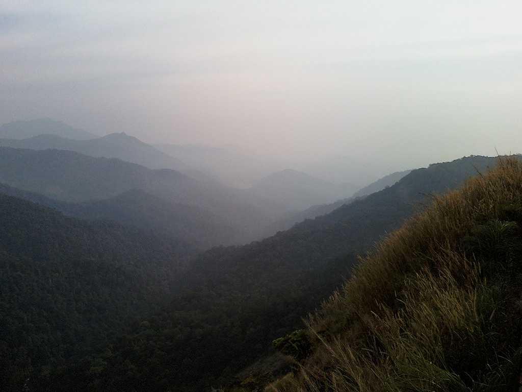 Winter mist, Kemmanagundi