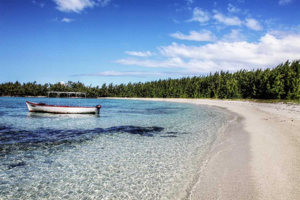 Ile aux Cerfs, Mauritius Cruise