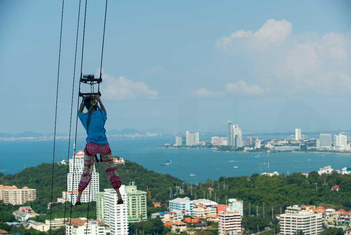 Pattaya Park Tower