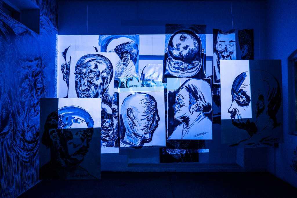 Kochi Biennale street art