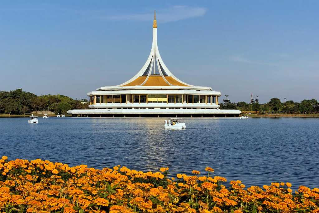 King Rama IX Park Bangkok Thailand