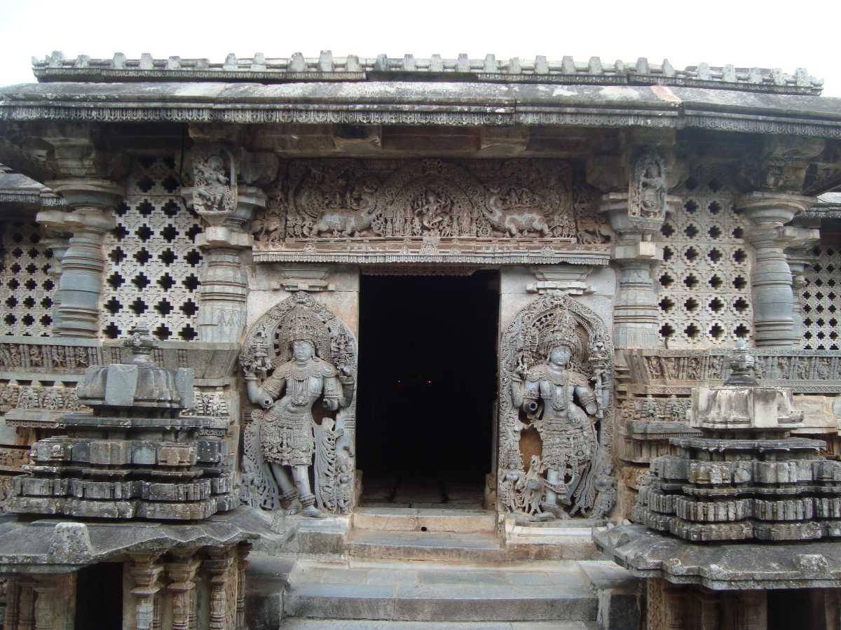 Ruins of Vijayanagara Empire