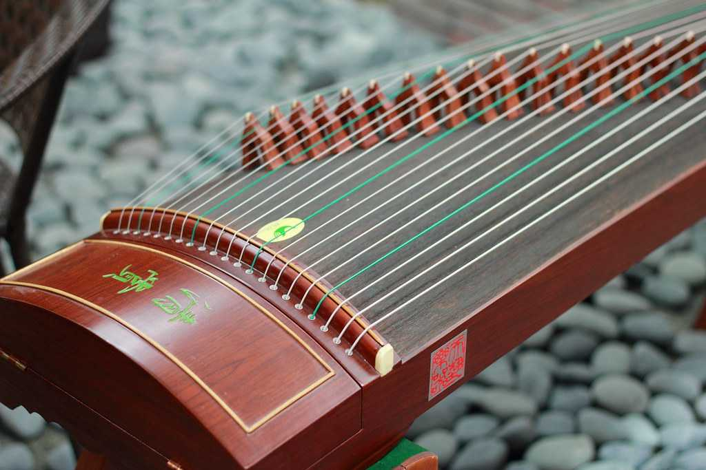 Chinese instruments