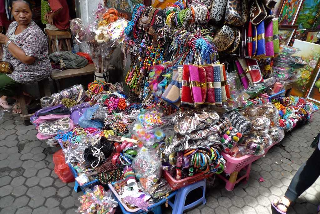 Shopping in Indonesia