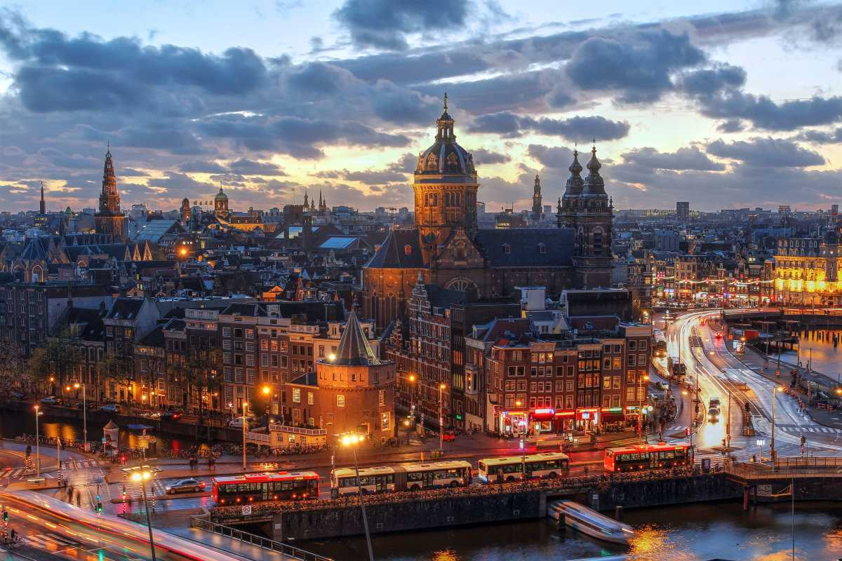 Netherlands, best countries to visit in netherlands