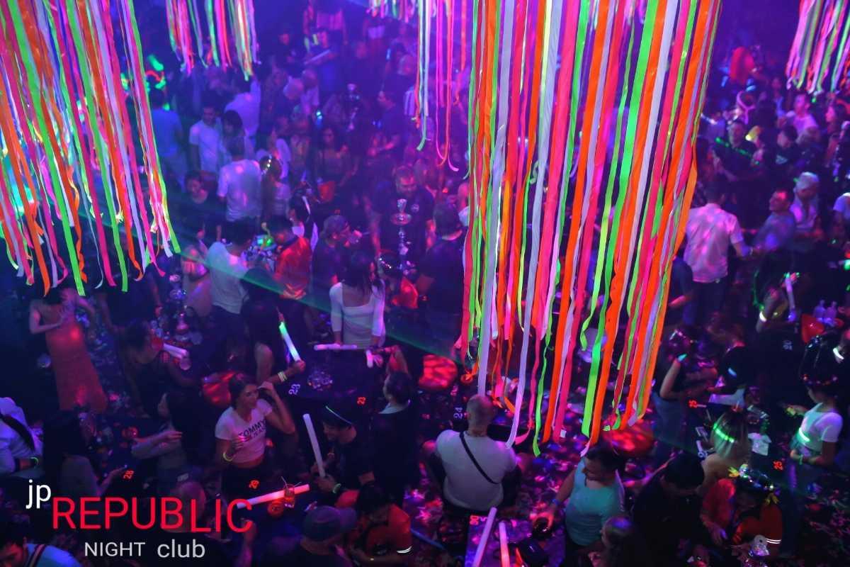 Party at JP Republic, Pattaya