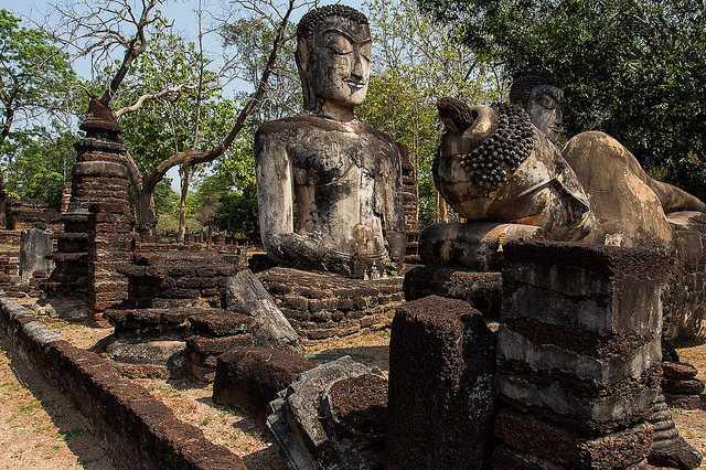 Kamphaeng Phet Historical Park, Ruins of Thailand