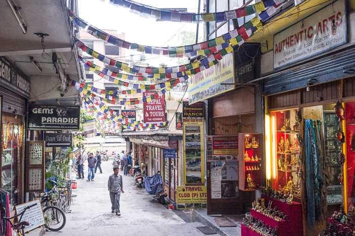 Thamel, Kathmandu shopping guide