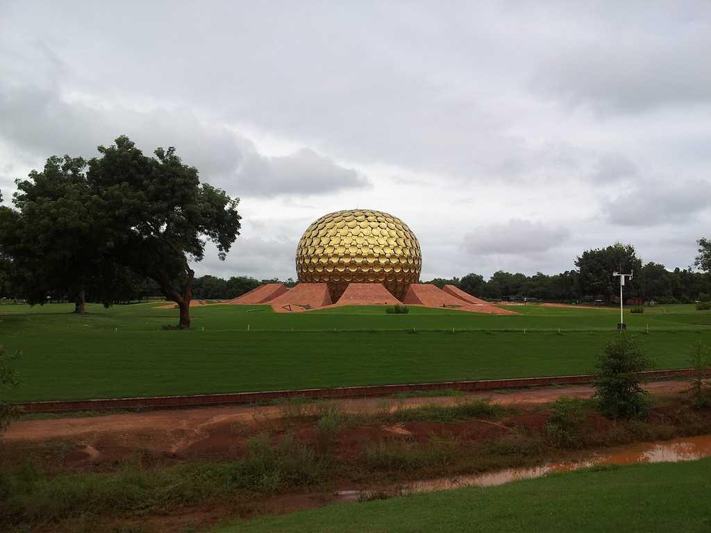 Monsoon season, Auroville