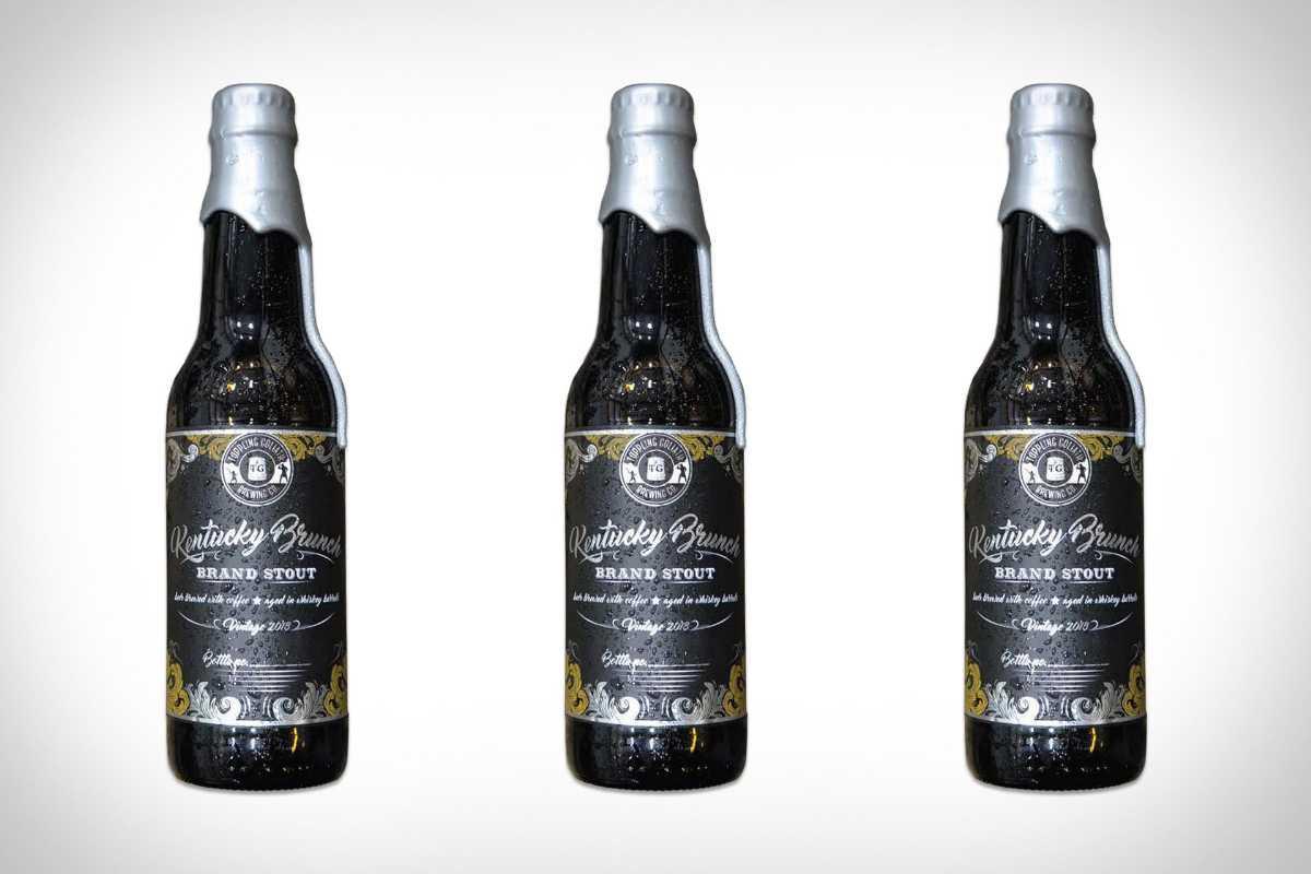 Toppling Goliath Kentucky Brunch Beer