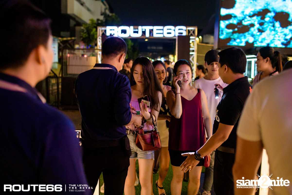 Route 66 Nightclub, Bangkok