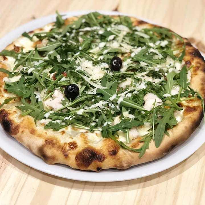 Pizzeria food Court