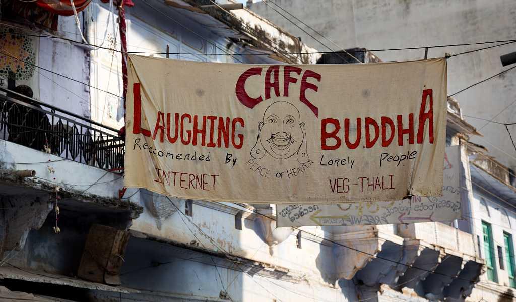 Cafe Laughing Buddha