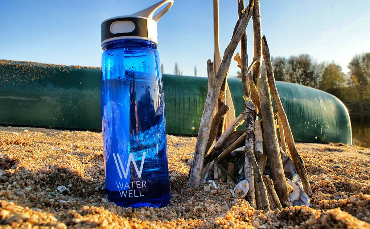 Travel With Reusable Bottles