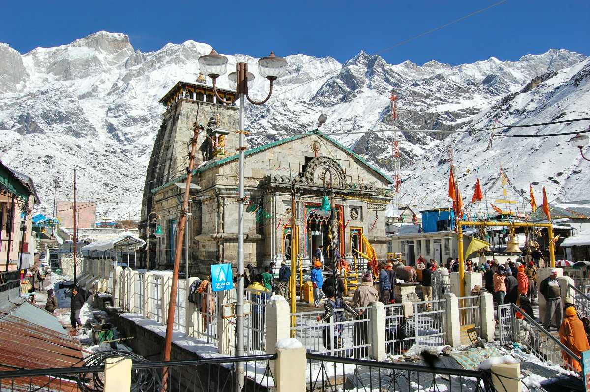 panch kedar, kedarnath